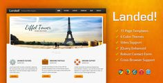 Download Nulled Landed! HTML For Free