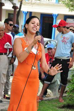 Expresiones culturales al máximo nivel se mostraron en Cantata por Ochum, realizada recientemente en la ciudad de Las Tunas