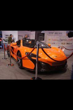 McLaren 650s the Shmee Mobile! :)