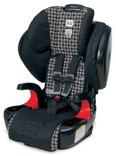 Britax Pinnacle 90 Booster Car Seat, Cityscape