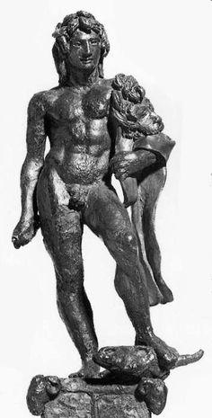 Hercules (1470)  Antonio Pollaiuolo - Investors Europe Stock Brokers Gibraltar