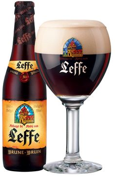 Leffe's Brune (Belgium): A Belgian dark ale that is rich and malty with hints of fruits, smoke, and nuts.  Mild bitterness is present from the hops.  ABV - 6.5%