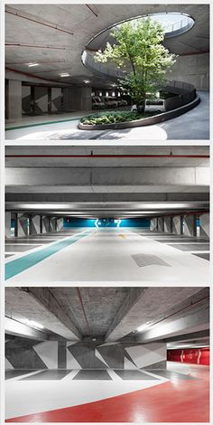 Parking & Architecture // Class S-2 Sishane_Park-SANALarc-20 « Landscape Architecture Works | Landezine