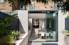 Architecture for London produces light-filled London extension making use of polished materials   Architect Lover