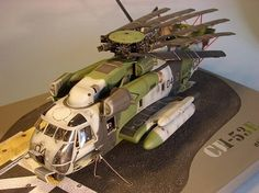 1/48 Academy CH-53E by Lars Kolweyh