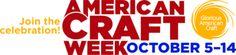 American Craft Week in Western North Carolina :: American Craft Week :: Join the celebration on October 5-14, 2012