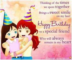 birthday wishes for best friend female http://www.wishesquotez.com/2016/06/happy-birthday-wishes-for-best-friend.html