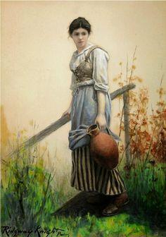Maher Art Gallery: Daniel Ridgway Knight ~ Genre/Figurative painter maherartgallery.blogspot.com938 × 1337Buscar por imagen Daniel Ridgway Knight ~ Genre/Figurative painter  Alice Pike Barney (1897) PINTOR - Buscar con Google