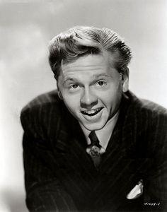 Mickey Rooney - 1920 - 2014