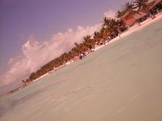 Love, Carrie : Mexiko - Ein Land das man gesehen haben muss. Der Strand von Akumal