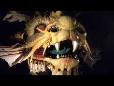 KUMO LONGMA CALAIS l'arraignée et le dragon cheval - YouTube