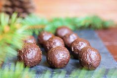 chocolate truffle by elenazaharchenko