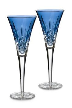 Waterford® Crystal Lismore Sapphire Flute Pair by Waterford, http://www.amazon.com/dp/B001THEN0G/ref=cm_sw_r_pi_dp_yMw.pb1ZV70SN