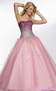 I can't wait until prom comes into my life this is one dress that would fit my personality