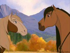 Spirit Stallion of the Cimarron Spirit The Horse, Spirit And Rain, Horse Drawings, Cartoon Drawings, Animal Drawings, Samurai, Horse Movies, Horse Illustration, Barnyard Animals