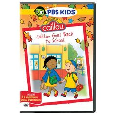 Best of Caillou: Caillou Goes to School PBS https://www.amazon.com/dp/B005452D5Q/ref=cm_sw_r_pi_dp_x_SXLOxbSW11NNW