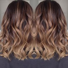 "71 Likes, 5 Comments - Colorist Balayage Covina (@colormemimi) on Instagram: ""We love Honey #balayage #balayageombre #honey #honeytones #caramel #hairart #hairnerd #hairporn…"""