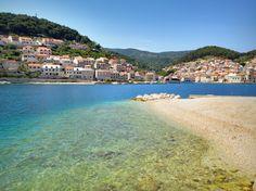 Pučišća Beach, Brač, Croatia