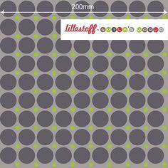 BIO Dots Jersey     95% Bio-Baumwolle, 5% Elasthan    Breite: 150 cm        Hersteller lillestoff        19,25€/m  Bio-Stoff mit GOTS-Zertifikat    GOTS heißt übrigens: Global Organic Textil Standard  GOTS- Zertifizierungsnummer  : CU 80 69 84      Sie kaufen eine Einheit, Länge 0,25 x Breite 1,50m  direkt vom Ballen  kaufen Sie mehr liefere ich in einem Stück !