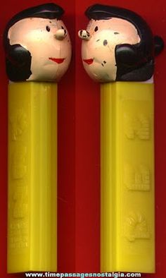 What PEZ must've originally looked like