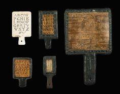 Historical bookbinding styles: Horn book