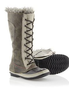 CATE THE GREAT™ DECO Sorells. pretty, water proof and warm.