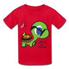 Kid's Turtle  T-shirt