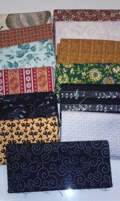 Telas patchwork