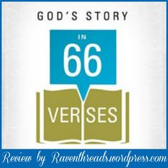 I have recently found myself longing for more reference books to help with my study of the Bible and my writing. So, I was pretty interested in the new book by Stan Guthrie,God's Story in 66 Verse...