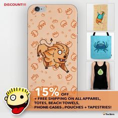 DISCOUNT!!! 15% OFF + FREE SHIPPING ON ALL APPAREL, TOTES, BEACH TOWELS, PHONE CASES , POUCHES + TAPESTRIES! follow this SbirùLink! https://society6.com/giuseppelentini  #funny #artwork #drawing #art #thesbirù #comic #cartoon #puppet #society6 #society6art #artprint #mug #tshirt #duvet #pillow #shopart #children #joy #child #fun, #humor #happiness #childhood #smile #kid #illustration