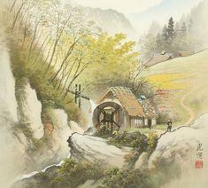 Творчество японского художника Koukei Kojima. Обсуждение на LiveInternet…