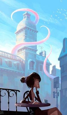 The Art Of Animation, Franz Kirchner