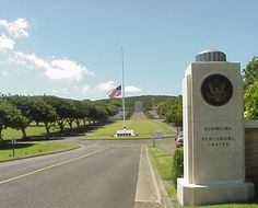 National Memorial Cemetery of the Pacific (Punchbowl)