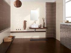 Bathroom Decoration Ceramic Wall Tiles Plain Color