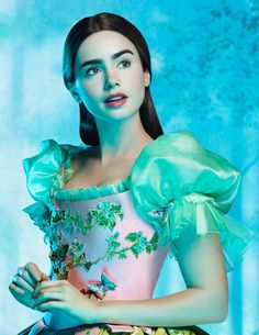 Mirror Mirror's Snow White, played by Lily Collins. Who do you think makes the best Snow White?