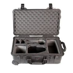 Canon EOS C100 Carry-On Case (for Canon C100). Make sure your camera is protected while in transit. The ARRI Production 50L is also a great option for traveling with a C100 or large DSLR system.