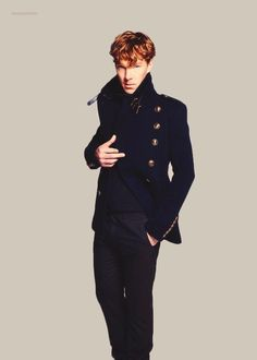 Sherlock! So me and my sis have decided on something. We both love this show. A LOT. and we both love Benedict. Well, because she watched the show first, she is deemed as his wife. I'm deemed as his BFF. |:(