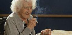 L'énigme des centenaires ... gros fumeurs - http://www.nous-sommes-13-millions.com/2015/10/lenigme-des-centenaires-gros-fumeurs/