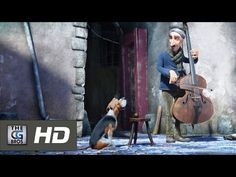 Enjoy this beautiful CGI Animated Short about a street musician who lives in poverty and loneliness. After an encounter with a stray dog, his life is abou. Film D'animation, Film Movie, Carl Sagan, Cgi 3d, Movie Talk, Street Musician, Film School, Emotion, French Films
