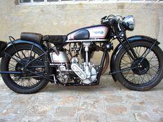 norton motorcycles | Tony's 1930 Model CS1 Norton