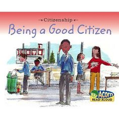 good citizenship worksheet citizenship worksheets and social being a good citizen acorn aloud citizenship