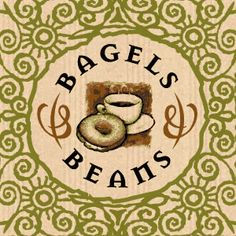 Bagels and Beans heeft hun recepten op de site staan!