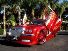 #SouthwestEngines Modified Chrysler 300 2007