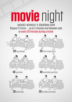 Longer the movie, more fitness to You ...