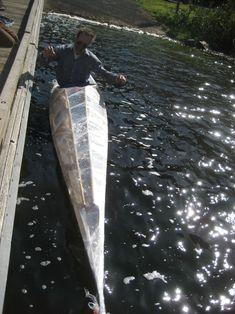 Wooden Kayak, Wooden Boats, Home Workshop, Workshop Ideas, Kayak Accessories, Kayaking Gear, Canoe And Kayak, Boat Plans, Boat Building