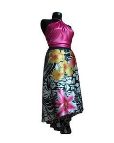 Argentine Tango Dance Skirt    Lovely Flower by TheGiftofDance, $83.00