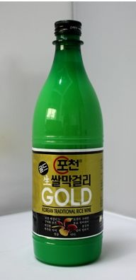 막걸리(maggeolli. korea rice wine)
