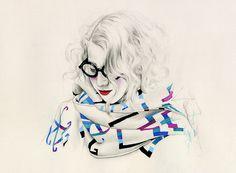 ilustradora incrível Natalia Sanabria