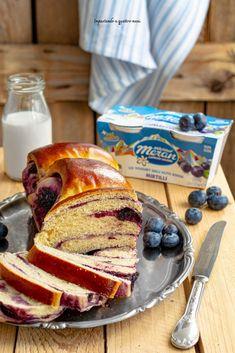 Yogurt, Bread Rolls, Sweet Bread, French Toast, Breakfast, Desserts, Sweet Sweet, Food, Brunch