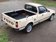 eBay: 1993 Mk4 Ford Escort Bantam, Bakkie, Pick up, Leisure model Xr3 spec